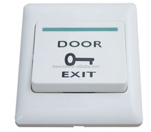 TD-E010 Plastic Door Exit illuminated switch