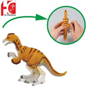 12 единиц смешанные верхняя цепь динозавры ветер до олова игрушки для детей