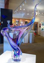 spun glass figurines
