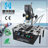 drying machine bga rework station updated from IR6000 for XBOX PS2 PS3 Wii X360 laptop motherboard repair reballing