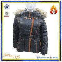 2014 Newest fashion winter coat winter parka for women