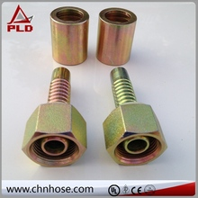 Industrial hose storage quick and connect cam grooved hose coupling fittings