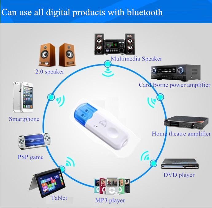 Bt-01n Bluetooth цифровой usb беспроводной приемник, usb Bluetooth музыкальный приемник