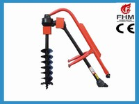 hot sale tractor post hole digger,mini post hole digger,hydraulic post hole digger