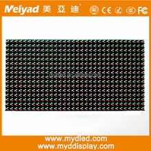 Rich LED industry experience outdoor full color p8 led display module with lowest factory price