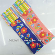 cute infant baby cotton flower headband