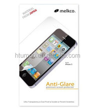 Anti-Glare Outer Cover Glass Screen protector for Apple iPhone 5