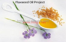 cooking oil production line /flaxseed oil extracting producing solution El Salvador agent