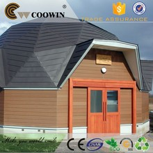 decorative outdoor wood plastic composite wall panel