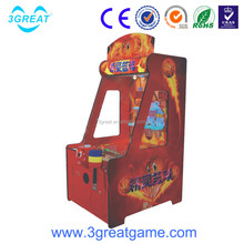 Indoor coin operated sport basketball game machine with China supplier