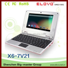"""Android laptop 7inch dual core 1gb storage 7""""dual core Android netbook cheap brand 7""""dual core Android notebook 7""""Android laptop"""