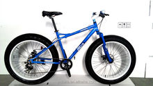 26 aluminium alloy beach cruiser bicycle/FAT bicycle Hot Sale Bike
