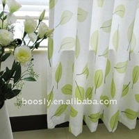 manual polyester curtains fabric