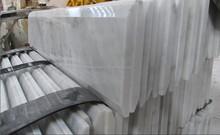 Precut marble baseboard custom made 20cm