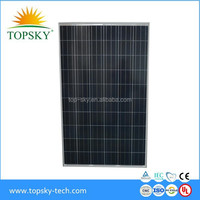 2015 Fourth Season Most Popular and Hot Sale Poly Solar Panel 245W~265W with Attractive Price