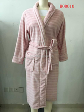 ladies coral fleece robe