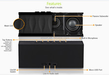 10w wireless mini bluetooth speaker/1000mah battery/siri function/private mold