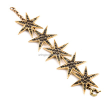 Cheap price hot sale 22K high quality dubai gold jewelr bracelet