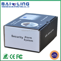 Factory direct sales safety equipment burglar GSM alarm ! Wireless GSM alarm system with Home/Office/business/industrial E99