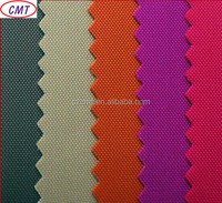 100% nylon oxford fabric 210D/420D/840D with PU/ULY coating