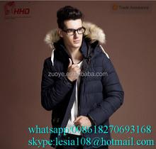 Stylish Popular Comfortable Men's Winter Coats russian winter coat winter poncho coats