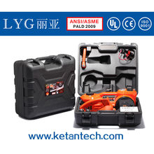 safe high quality 3ton electric car jack 12v electric hydraulic jack