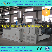 wood plastic products wpc extrusion machine