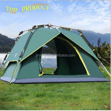 Updated high quality spinning auto outdoor camping tent