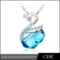 2015 Fashionable Jewelry Necklace,Crystal Necklaces Jewelry