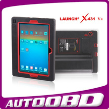 The newest launch x431 master laucnh x431 pro,launch x431 v+ free update online,car garage engineer tool with printer