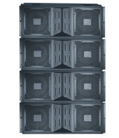 longbow line array speaker box 3-way full rang line array speaker for outdoor soud systems pro audio