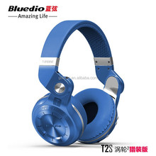 Fashionable bluetooth stereo headset with microphone wireless Bluetooth 4.1 headset Hurrican Series over-ear headphones