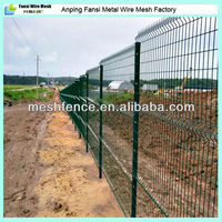 Peach post modern metal fencing all-around winner wire mesh fence products(Guangzhou Direct Factory)
