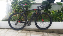 discount chinese carbon complete road bike ,full carbon bicycle, road bike