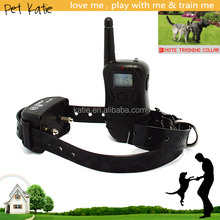 Rechargeable Waterproof 100 Levels Vibration Dog Shock Training Collar