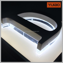 Eye-catching alphabet letter cutting made in china