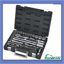 "60pc 1/2"" dr. & 1/4"" dr. Spark Plug, Universal Joint and Socket Set"
