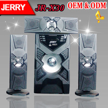 JR-X30 Factory supply 3.1night club sound system/ sound system for disco/real sound speakers