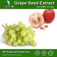 GMP&ISO Grape Seed Proanthocyanidins Grape Seed Extract Supplement Grape Seed Extract (High ORAC Value)