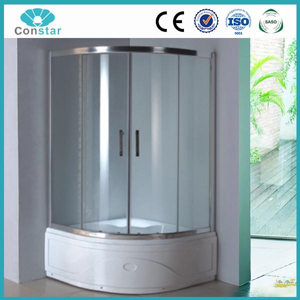 Kolay kurulum duş sistemi manhattan duş prefabrik duş odası