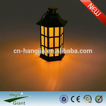 Silicon Rechargeable Battery Solar Cell Type and Garden Usage Solar garden Lamp