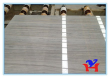 Greece white wooden marble white marble sale directly from factory