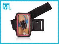 sport armband jogging case/reflective armband/mobile accessories