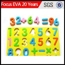 Eco- ambiente en edad preescolar de eva juguetes educativos para niños