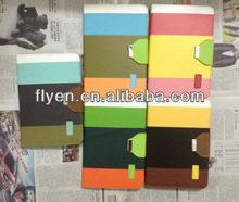 colourful minion folio Case for Apple iPad Mini Tablet Black(Automatically Wakes and Puts the iPad Mini to Sleep)