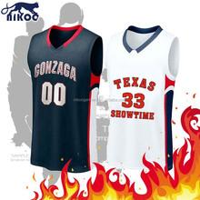 youth reversible basketball jersey customized