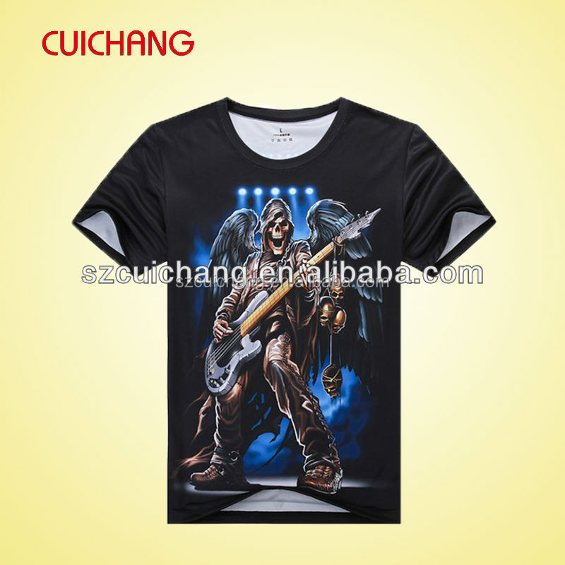 Wholesale polyester heat transfer printing custom design for Customized heat transfers for t shirts