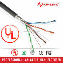 26 Years Cable Factory FTP CCA Cat5e Lan Cable