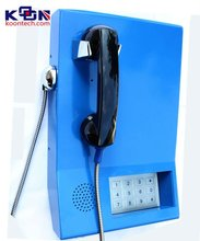 Telephone Accessory KNZD-22 Help Point Metal Emergncy Telephone Bank Service Phone