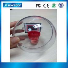 Mini handheld plastic mini basketball game